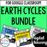 Earth Cycles for Google Classroom Digital Bundle