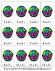 Earth Day Math A Quick and Easy to Prep Multiply By Two Ce