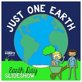 Earth Day PowerPoint Slideshow E-Book
