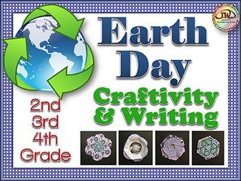 Earth Day FREE Craftivity