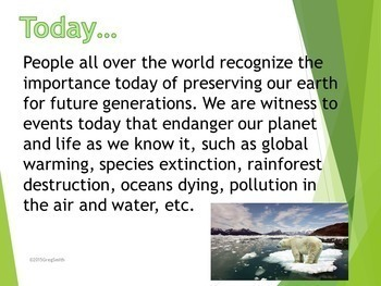 Earth Day PowerPoint