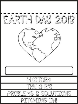 Earth Day 2018 Flip Book
