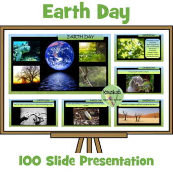 Earth Day (22nd April)  PowerPoint Presentation - 75 Slides