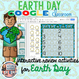 Earth Day Activities Digital Interactive Notebook Primary
