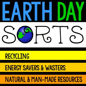 Earth Day Sorting
