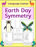 Earth Day Symmetry - Endangered Species - NO PREP