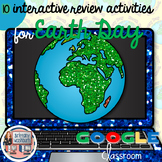 Earth Day Activities Digital Interactive Notebook