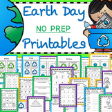 Earth Day Activities: Grades K-2