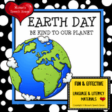 Earth Day Early Reader Literacy Circle