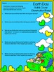 Earth Day Game Activities: Recycling Puppy Roll & Cover Spring Math Activity