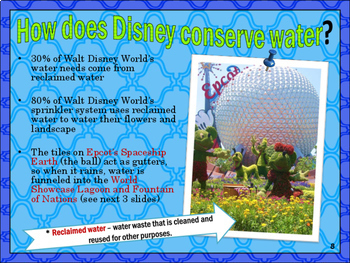 Disney-inspired: Conservation