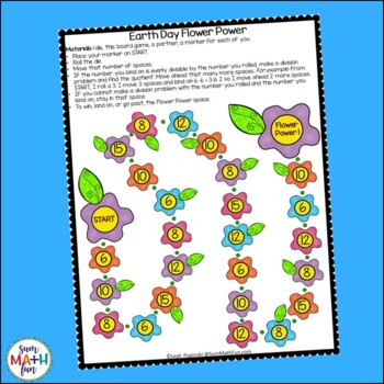 Earth Day Games Activities Third Fourth Grades