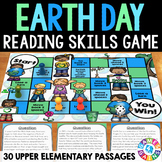 Earth Day Activity: Earth Day Reading Game