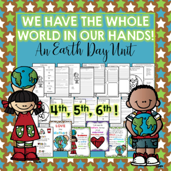 Earth Day! Earth Day Extravaganza Unit!