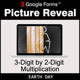 Earth Day: 3-Digit by 2-Digit Multiplication - Google Form