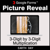 Earth Day: 3-Digit by 3-Digit Multiplication - Google Form