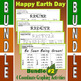 Earth Day - 4 Coordinate Graphing Activities - Bundle #2