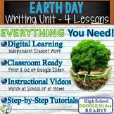 Earth Day Writing BUNDLE! - Argumentative, Persuasive, Expository, Narrative