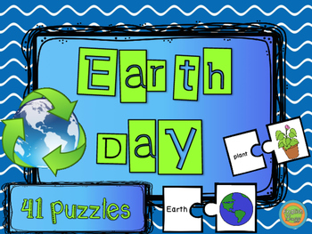 Earth Day - 41 Puzzles