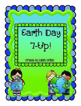 Earth Day 7-Up Game