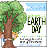 Earth Day Unit ( 8 Day Unit )