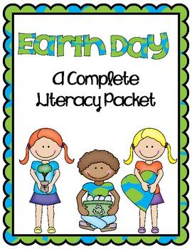Earth Day - A Common Core Literacy Unit