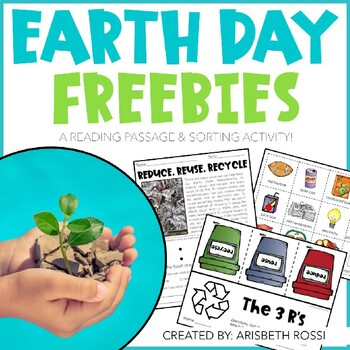 Earth Day {Freebie}