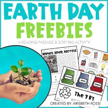 Earth Day {Freebie}