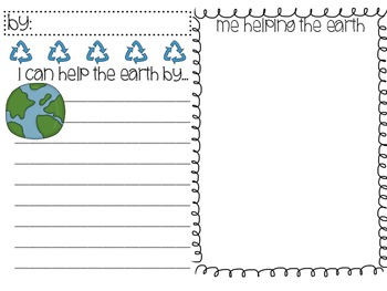 Earth Day {A Fun Activity Packet}