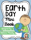 """Earth Day: A Safe & Healthy Planet"" Mini-Book"