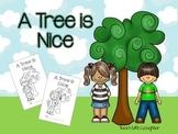 Earth Day - A Tree is Nice in All Seasons {Freebie}
