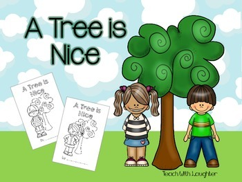 Earth Day - A Tree is Nice in All Seasons {Freebie}