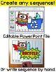 Earth Day Activities Sequencing Puzzles - Editable for any Sequence