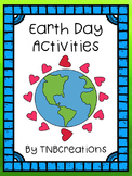Earth Day Writing Activities Language Arts