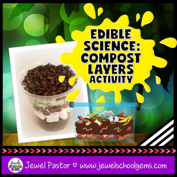 Earth Day Science Activities Edible Science And Composting Activities