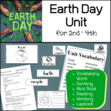 Earth Day Activities | 2nd, 3rd and 4th Grades