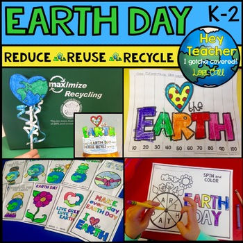 Earth Day Activities for Grades K-2