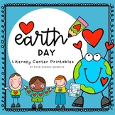Earth Day Activities - Literacy Pack