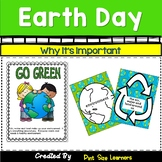 Earth Day Center Activities and Worksheets for 2nd Grade and 3rd Grade