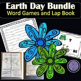 Earth Day Activities Bundle | Earth Day Word Game, Rebus P