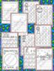 Earth Day Activities Bundle : Literacy, Math, Crowns, Wris