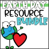 Earth Day Activities Bundle for 2nd and 3rd Grade