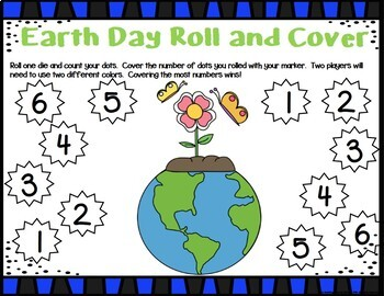 Earth Day Activities & Centers