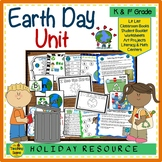 Earth Day Unit:   Activities & Centers