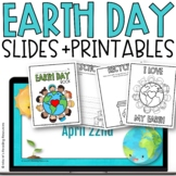 Earth Day Activities Digital and Printable
