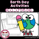 Earth Day Activities *Dual Language*