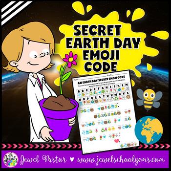 Earth Day Activities (Earth Day Emoji Activities)