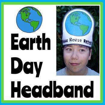 Earth Day Headband