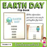 Earth Day Activities Flip Book
