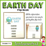 Earth Day Activities Flip Book